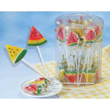 Watermelon Lollipop (Арбуз Lollipop)
