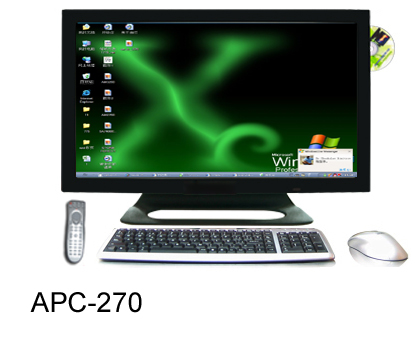 "27"" All in one LCD PC (27 ""Все в одном ПК LCD)"