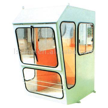 Crane Control Cab (Кабины управления краном)
