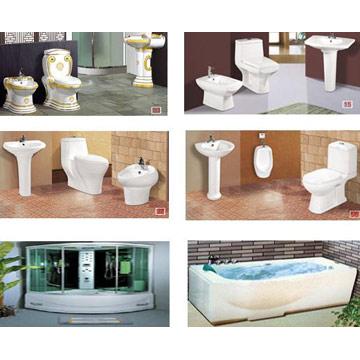 Toilet Seat, Shower Room, Bathtub