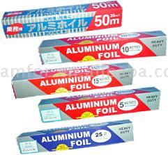 Haushalt Aluminiumfolie (Haushalt Aluminiumfolie)