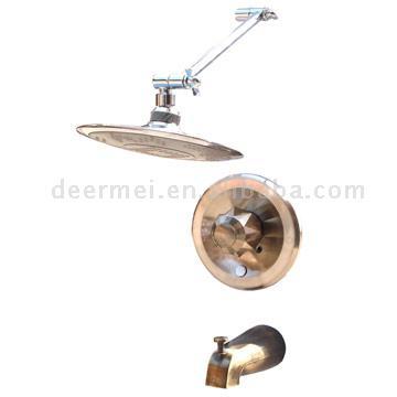 Wall-Mounted Bath Mixer (Настенный смеситель ванна)