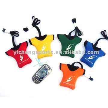 T Shirt Neoprene Mobile Phone Pouch (T Shirt неопрена мобильного телефона Чехол)