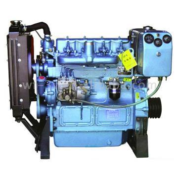Diesel Engine (495G1) (Дизель (495G1))