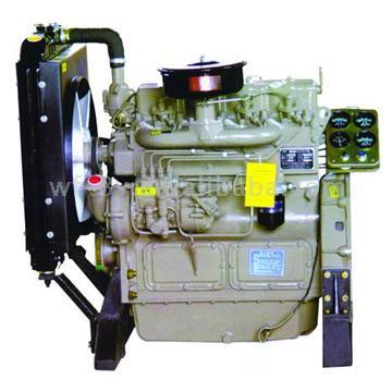 Diesel Engine (K4100D) (Дизель (K4100D))