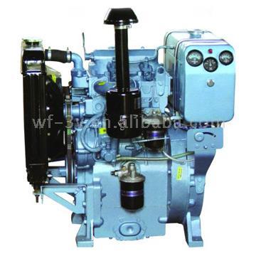 Diesel Engine (295-2100) (Дизельный двигатель (295 100))