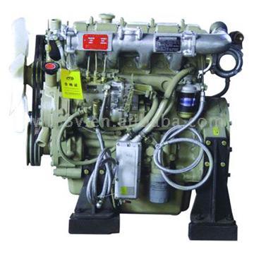 Diesel Engine (SR4105AZG) (Дизель (SR4105AZG))