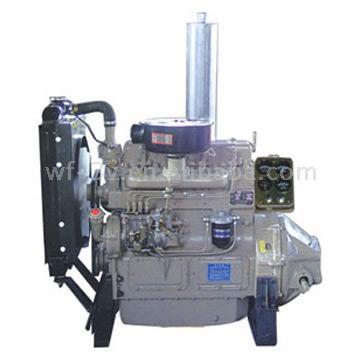 Diesel Engine (K4100Y4)