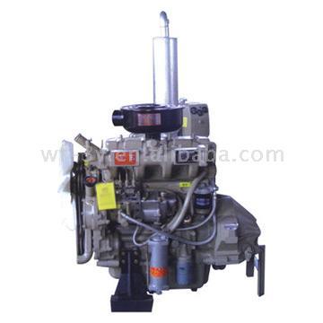 Diesel Engine (SR4105G3) (Дизель (SR4105G3))