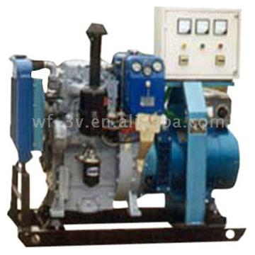 Diesel Generating Set (SWGF15) (Дизель-генераторные Set (SWGF15))