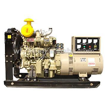 Diesel Generating Set (SWGF40) (Дизель-генераторные Set (SWGF40))