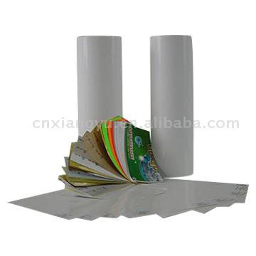 Self-Adhesive Paper (Самоклеящаяся бумага)