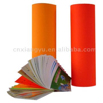 Fluorescent Paper (Флуоресцентный бумаги)