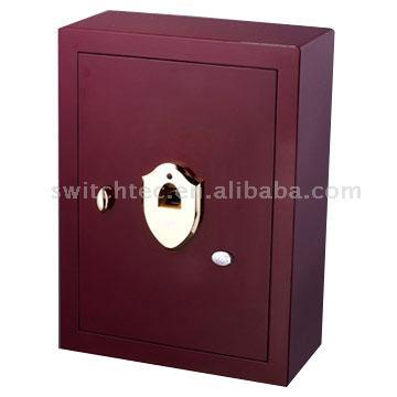 Fingerprint Safe Box (Fingerprint Сейф)