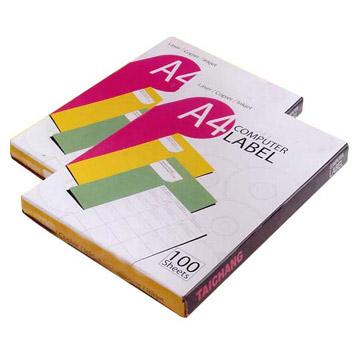 A4 Company Label (A4 компании Label)