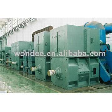 Medium-Scale Vertical Asynchronous Motor (Средне-масштабная вертикальный асинхронный двигатель)