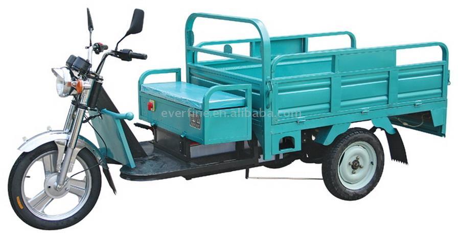Electric Tricycle (Электрический трицикл)