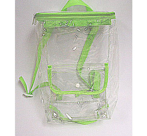 PVC Bag (Sac en PVC)