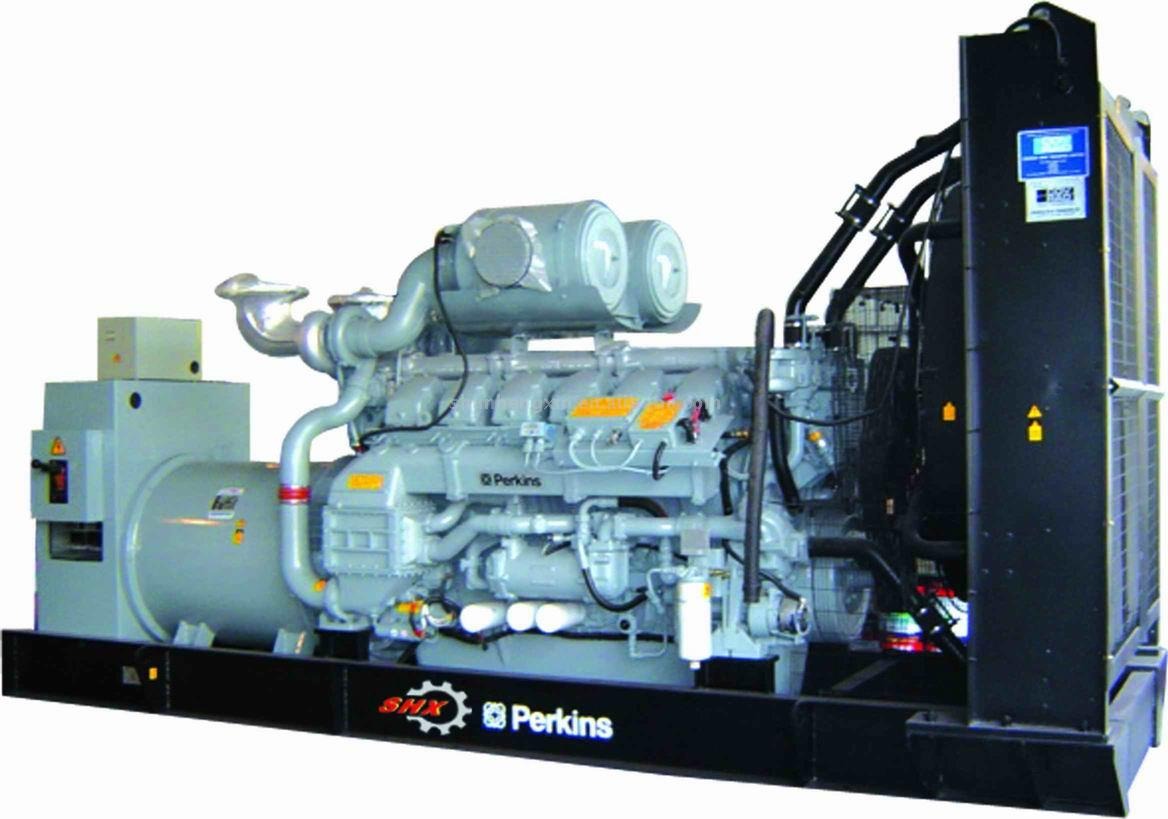 SHX-SPE Perkins Series Generator Sets (SHX-SPE Perkins Serie Generator-Sets)