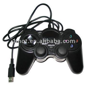 USB Dual Shock Gamepad (USB геймпад Dual Shock)