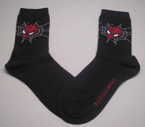 Boys` Jacquard Sock