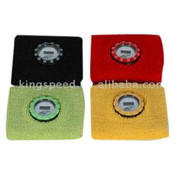 Custom Wristband Watch (KS-HDZB501) (Пользовательские напульсник Watch (KS-HDZB501))