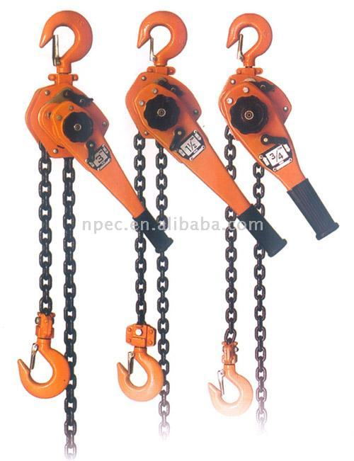 HSH-VL Series Lever Hoists