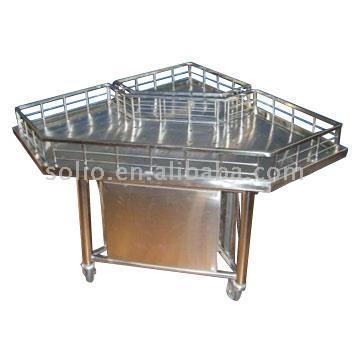 Multifunctional Stainless Steel Food Shelf (Многофункциональные нержавеющей пищевой стали шельфа)
