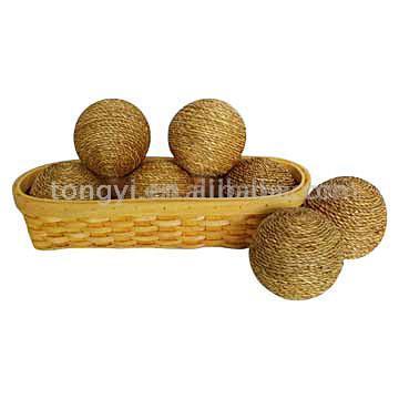 Natural Decoration Ball (Природные отделочные Ball)