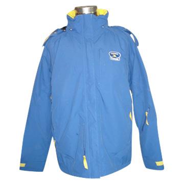 Men`s Winter Jacket (Зимняя мужская куртка)