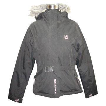 Lady`s Ski Jacket