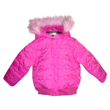 Girls` Padded Jacket (Padded девочек Куртка)