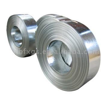 Galvanized Steel Strip (Оцинкованный стальной полосы)