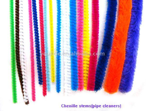 Crafts With Chenille Stems Chenille Stems Chenille