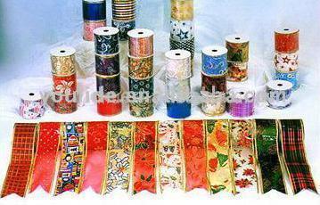 Christmas Ribbons (Рождественские ленты)