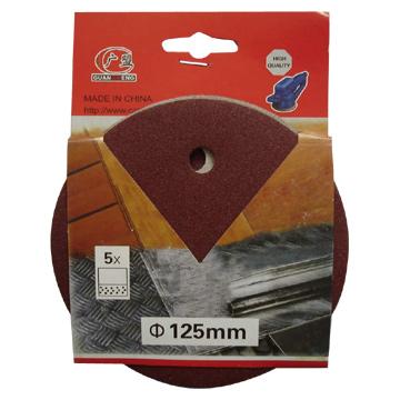 Round Aluminum Abrasive Paper