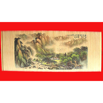 Bamboo Curtain Picture (Landscape) ( Bamboo Curtain Picture (Landscape))