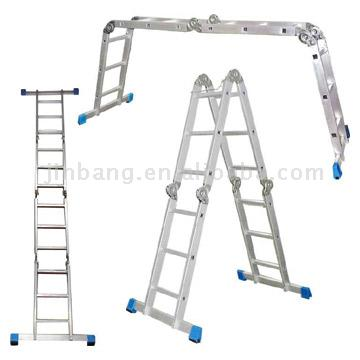 Aluminum Ladder Profiles