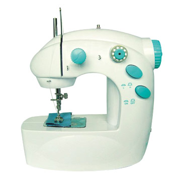 Double-Thread Sewing Machine