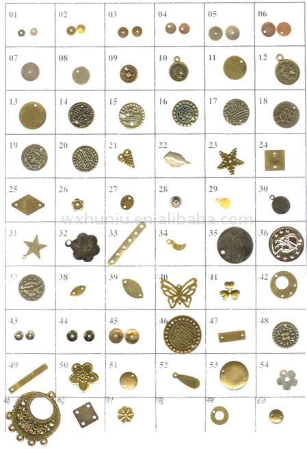 Metal Beads (Металл бусы)
