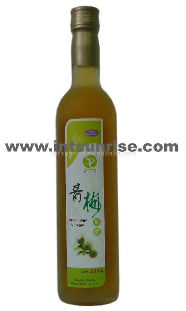 Greengage Vinegar