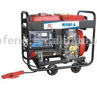 5kW Diesel Generating and Welding Set