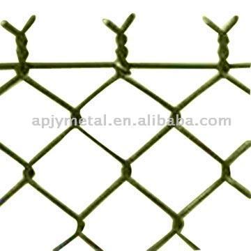 Chain Link Fence (Цепь ограждения)