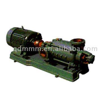 Multi-Stage Centrifugal Pump (Многоступенчатые центробежные насосы)