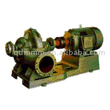 Double-Suction Horizontal Split-Casing Pump (Дважды всасывающий Горизонтальные Сплит-Корпус насоса)
