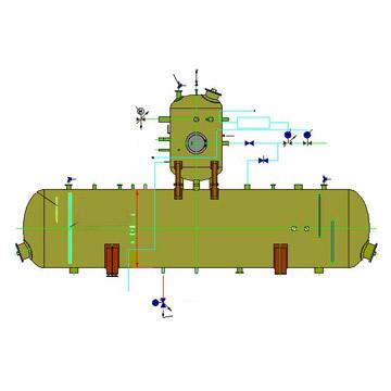 Spraying-Filler Deaerator (Разбрызгивания Filler Деаэратор)