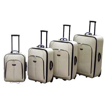 Luggage Sets, Trolley Cases (Камера наборы, тележки Дела)