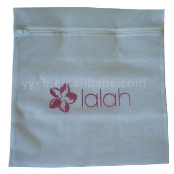 Zipper Mesh Bag