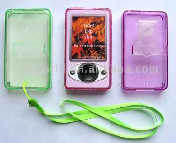 Crystal Case for Microsoft Zune Player (Crystal Case для Microsoft Zune Player)