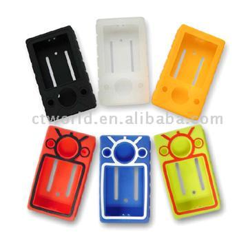 Silicone Case for Microsoft Zune Player (Силиконовый чехол для Microsoft Zune Player)